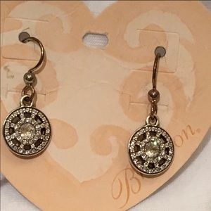 Brighton lllimina French Wire earrings